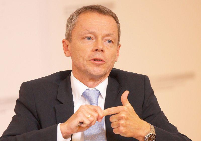 Univ.-Prof. Dr. Markus Achatz Foto: BMF/Schneider