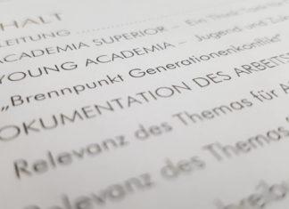 Blick ins Dossier Brennpunkt Generationenkonflikt