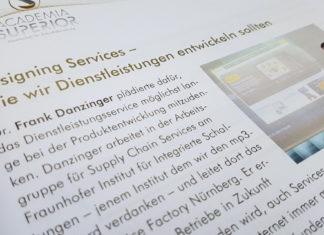 Service Design Bericht