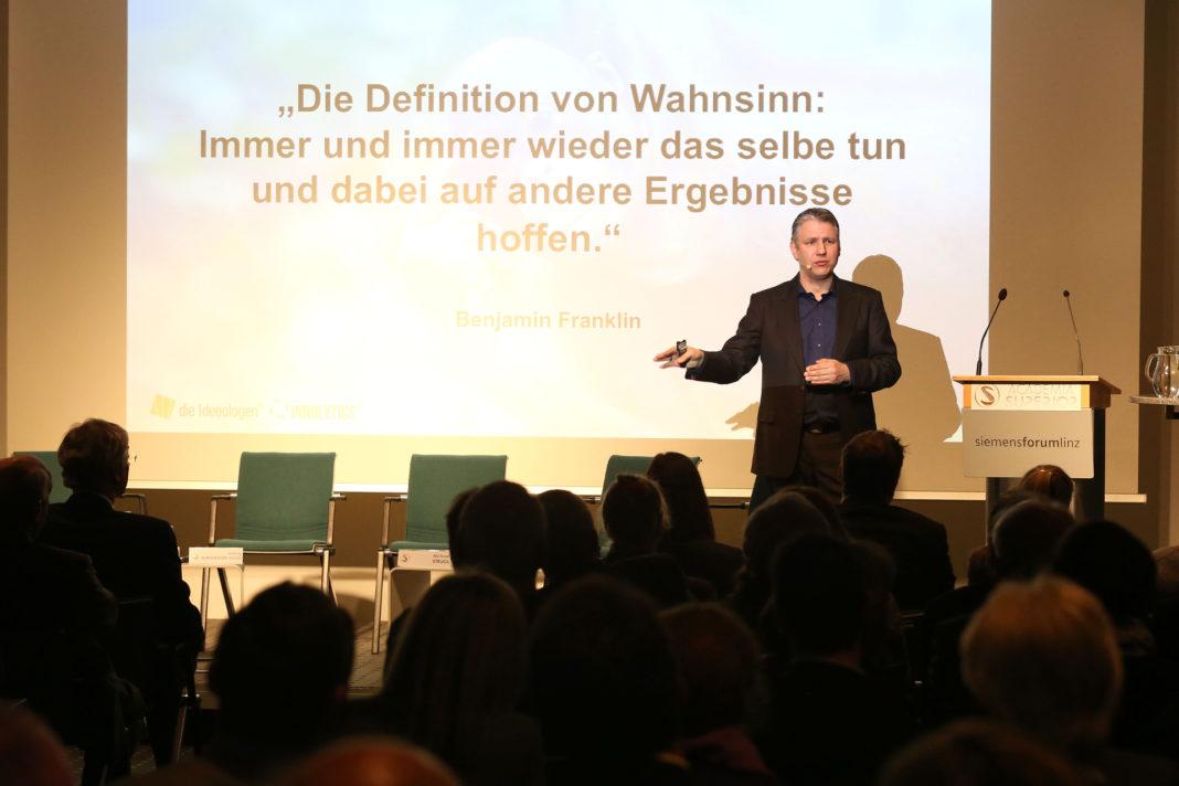 Jens-Uwe Meyer zum Thema