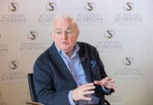 Brian Griffiths beim Symposium 2017