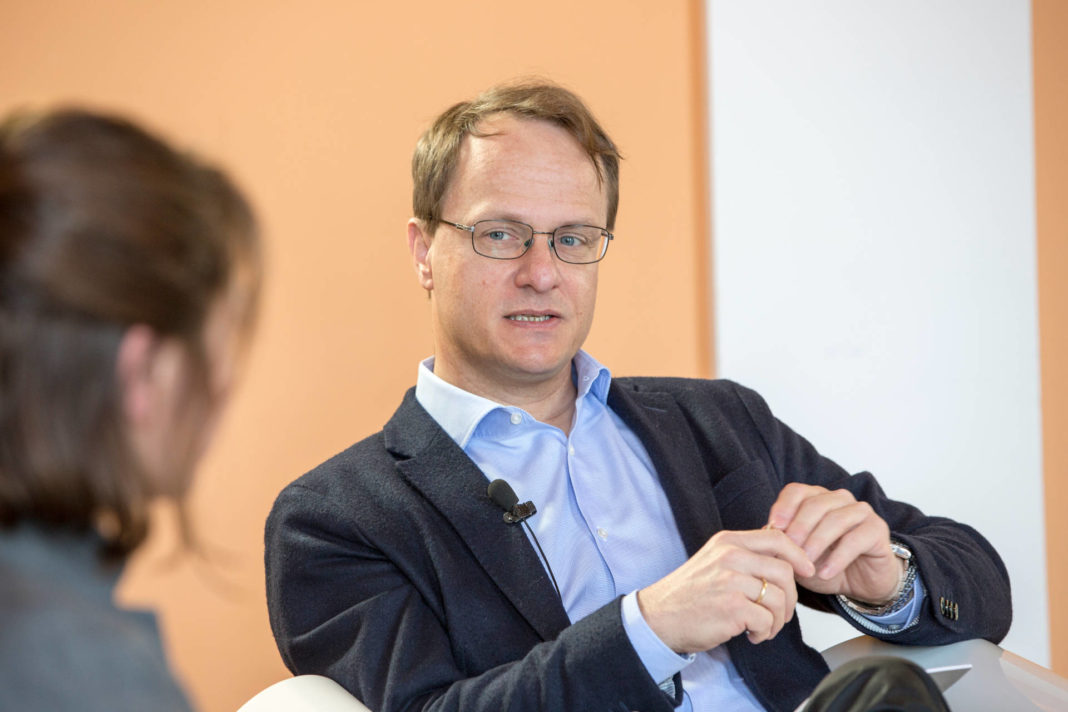 Markus Hengstschläger at the Symposium 2017
