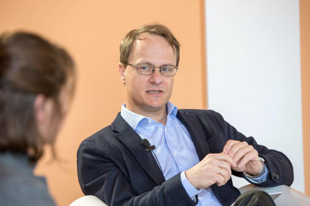 Markus Hengstschläger at the Symposium 2017