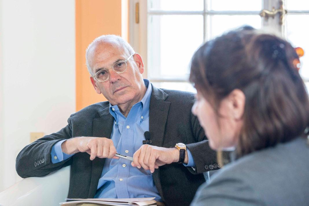 Alan Webber ist Beiratsmitglied der ACADEMIA SUPERIOR