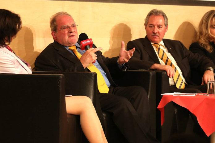 Erich P. Klement beim IKT-Forum 2012