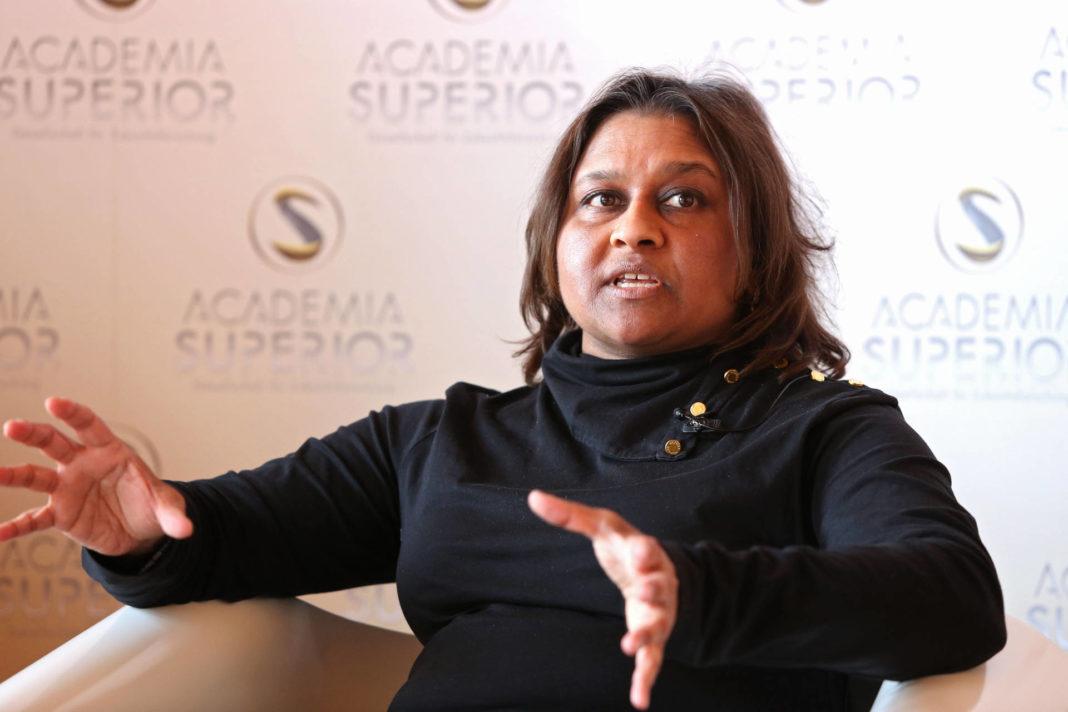 Gayatri Patel at the Symposium 2013