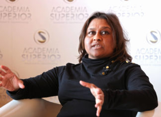 Gayatri Patel at the Symposium 2013