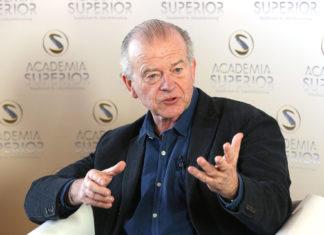 Rudi Klausnitzer at the Symposium 2013