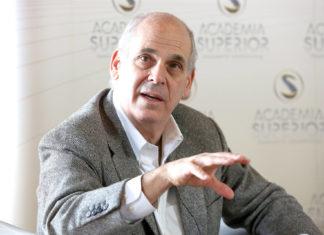 Alan Webber beim Symposium 2015