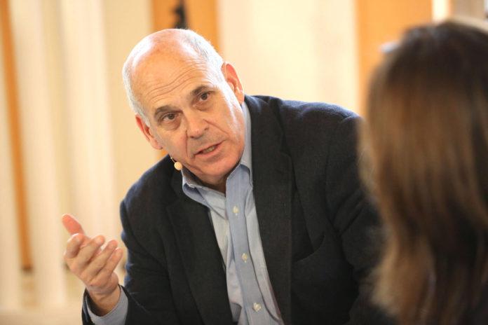 Alan Webber beim Symposium 2016