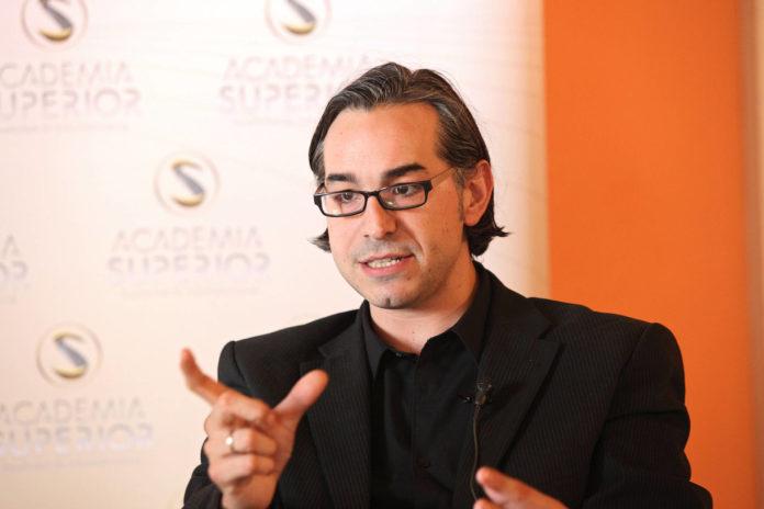 Jesus Crespo Cuaresma beim Symposium 2011