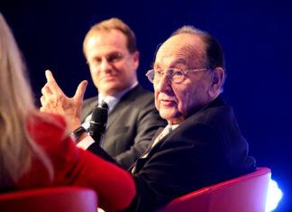 Hans-Dietrich Genscher bei der ACADEMIA SUPERIOR Auftakt-Veranstaltung