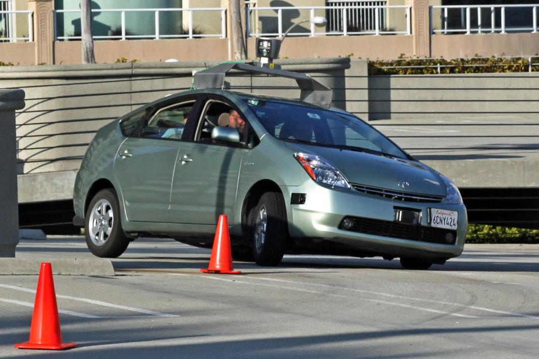 Foto: Jurvetson Google driverless car trimmed