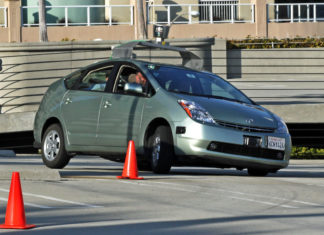 Foto: Jurvetson Google driverless car trimmed