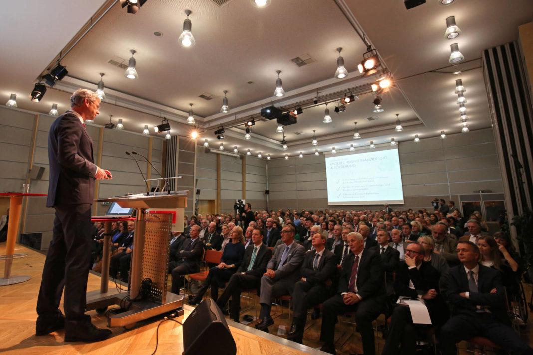Presentation of the  OÖ. Strategy for KMU und Familienunternehmen