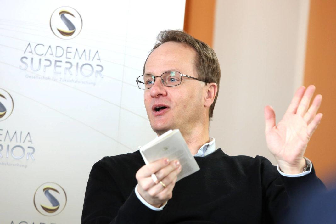 Markus Hengstschläger at the Symposium 2015