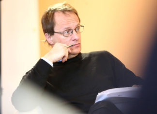 Markus Hengstschläger at the Symposium 2016