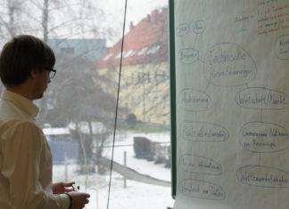 Foto vom Studierenden Workshop 2013