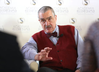 Karel Schwarzenberg at the Symposium 2014