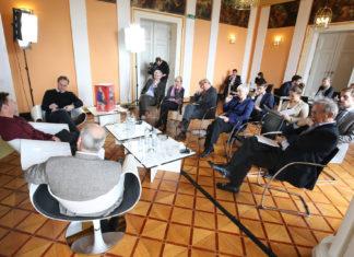 Die Gespräche beim Symposium 2015