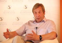 Kevin Warwick at the Symposium 2011