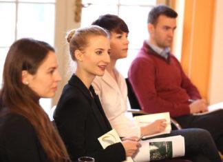 Young Academia beim Symposium 2016