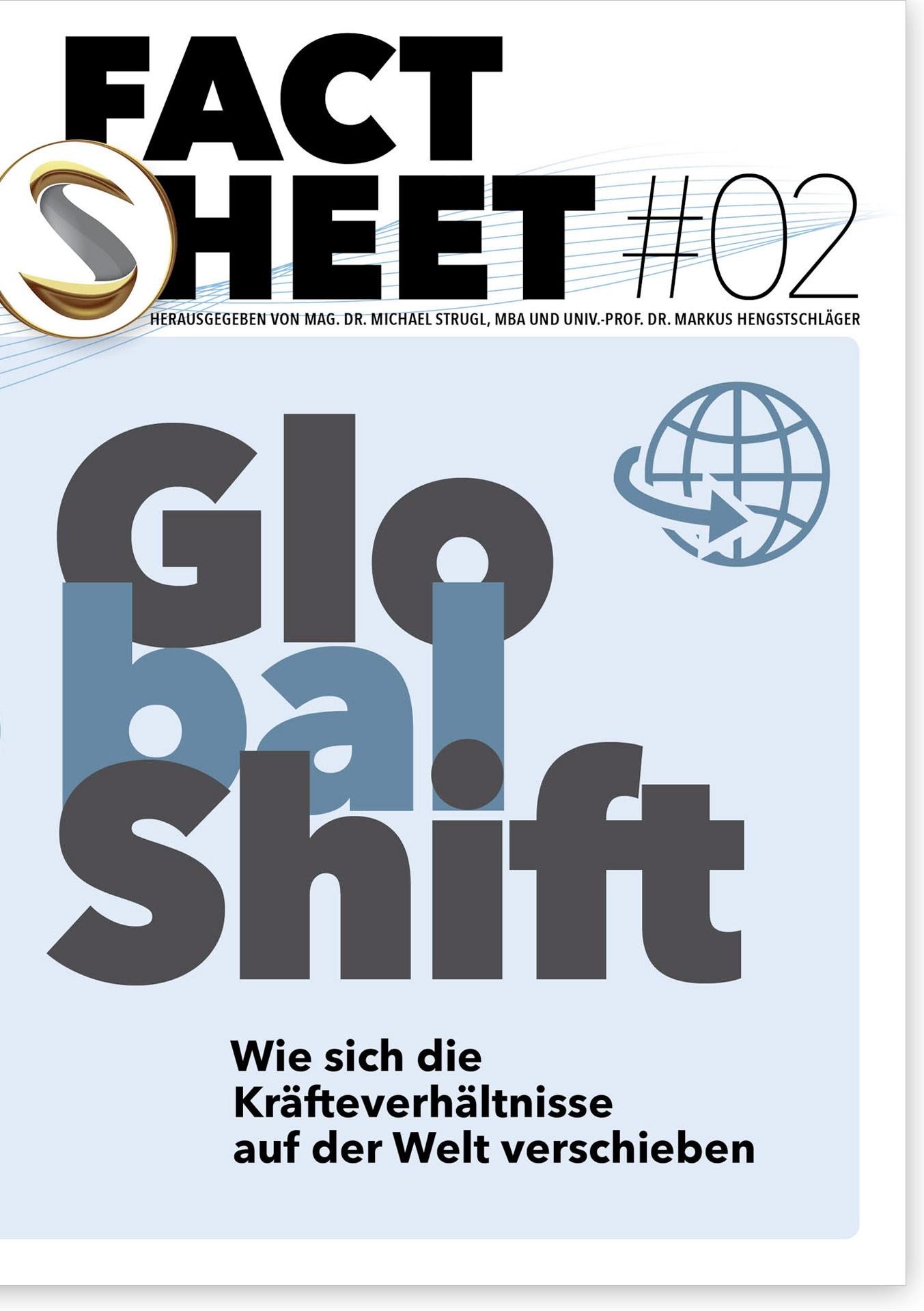 Cover Factsheet Global Shift