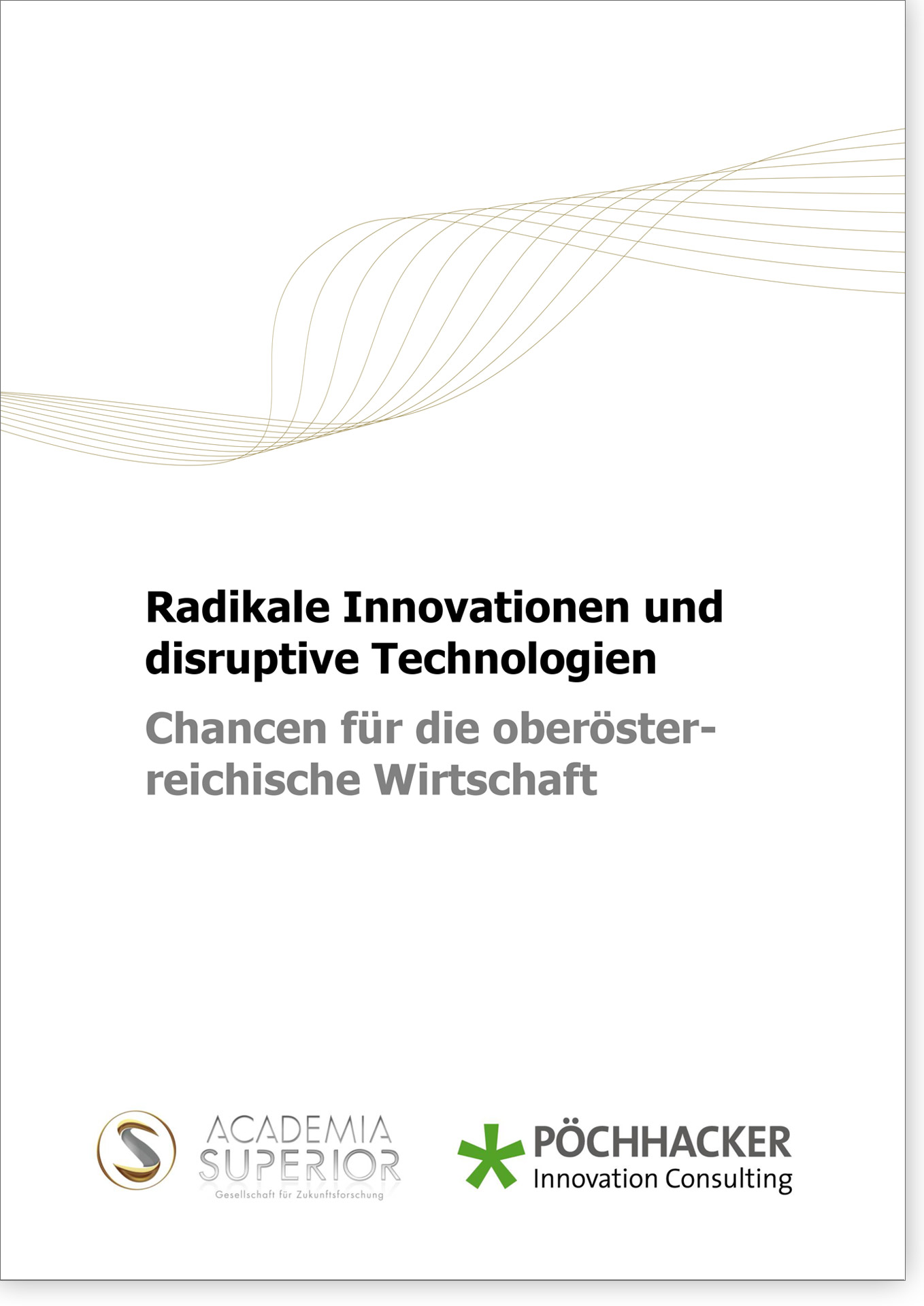 Cover Radikale Innovationen und disruptive Technologien