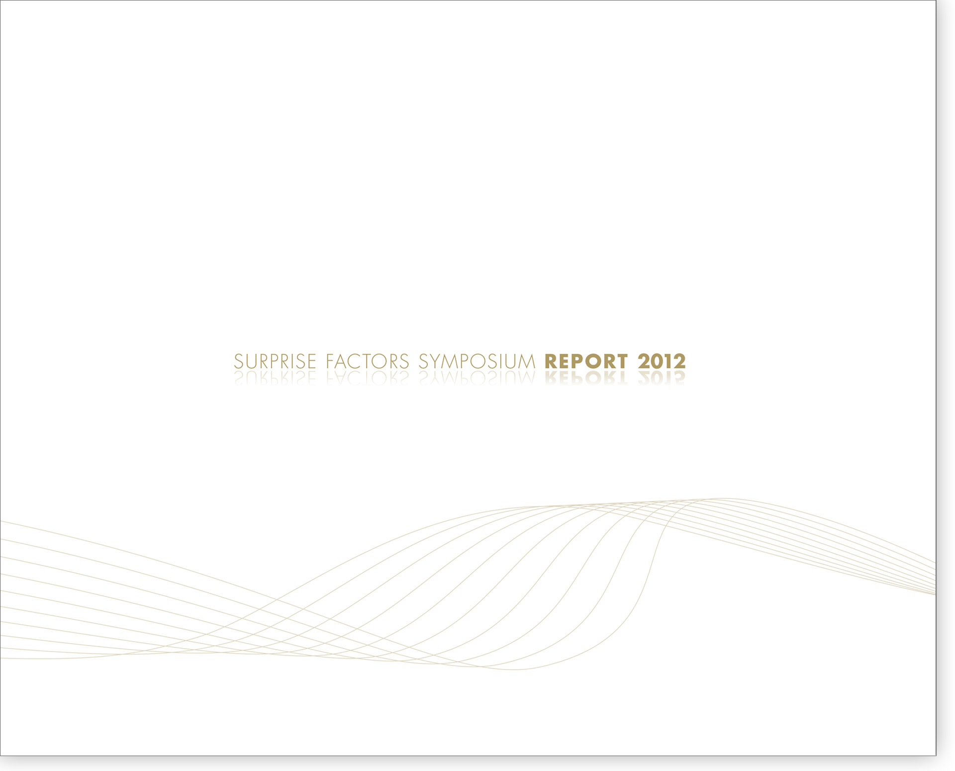 Cover Report 2012