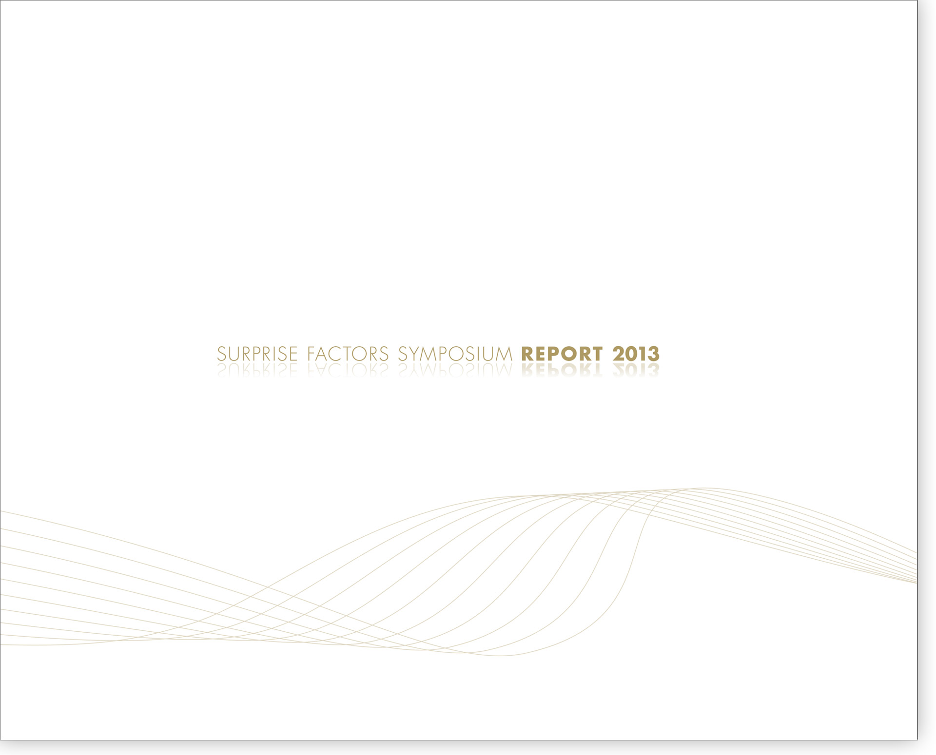 Cover Report 2013