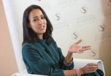 Manal al-Sharif at the Symposium 2018