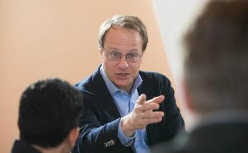 Markus Hengstschläger at the Symposium 2018