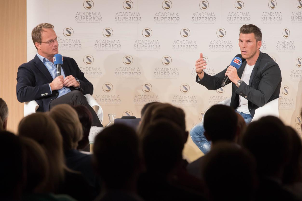 Markus Hengstschläger im Gespräch mit Florian Gschwandtner