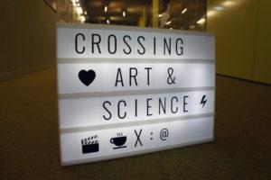 Crossing Art & Science