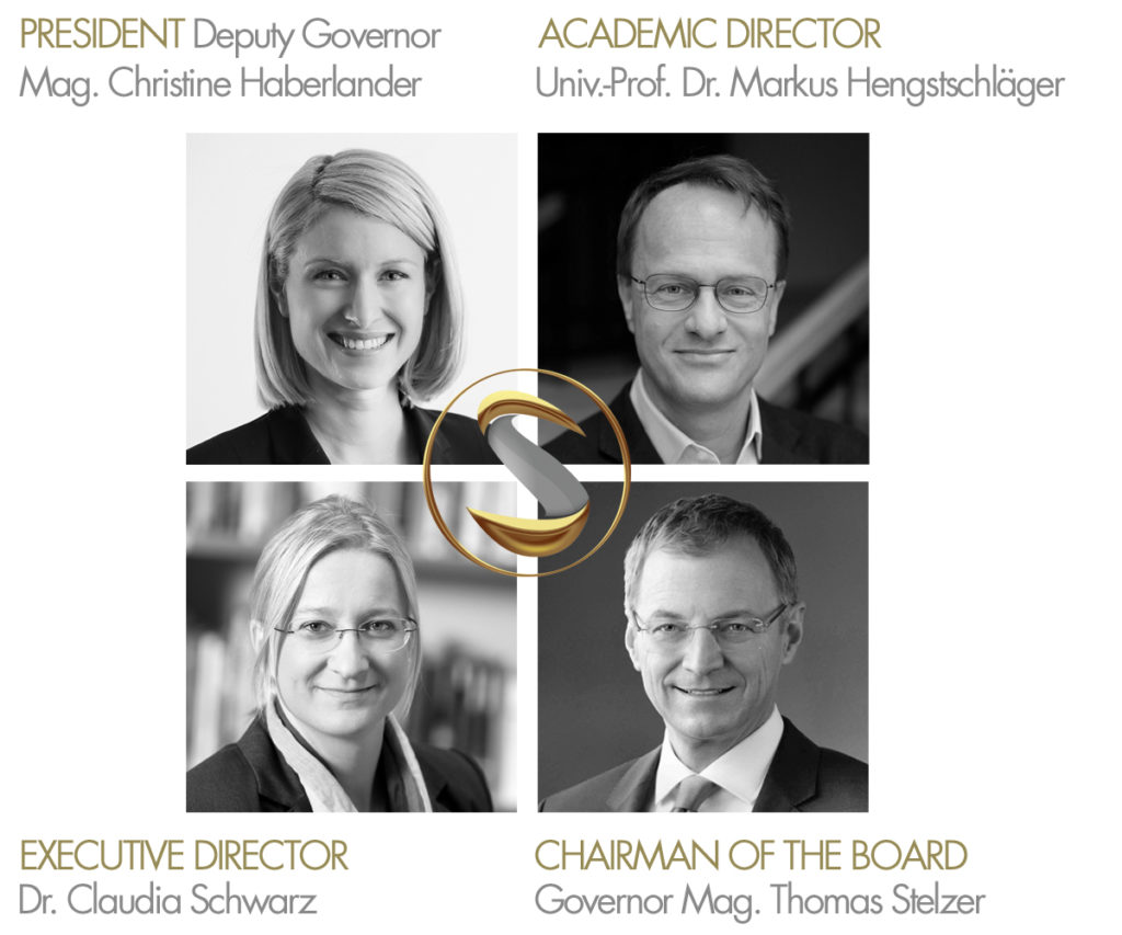 The people behind Academia Superior