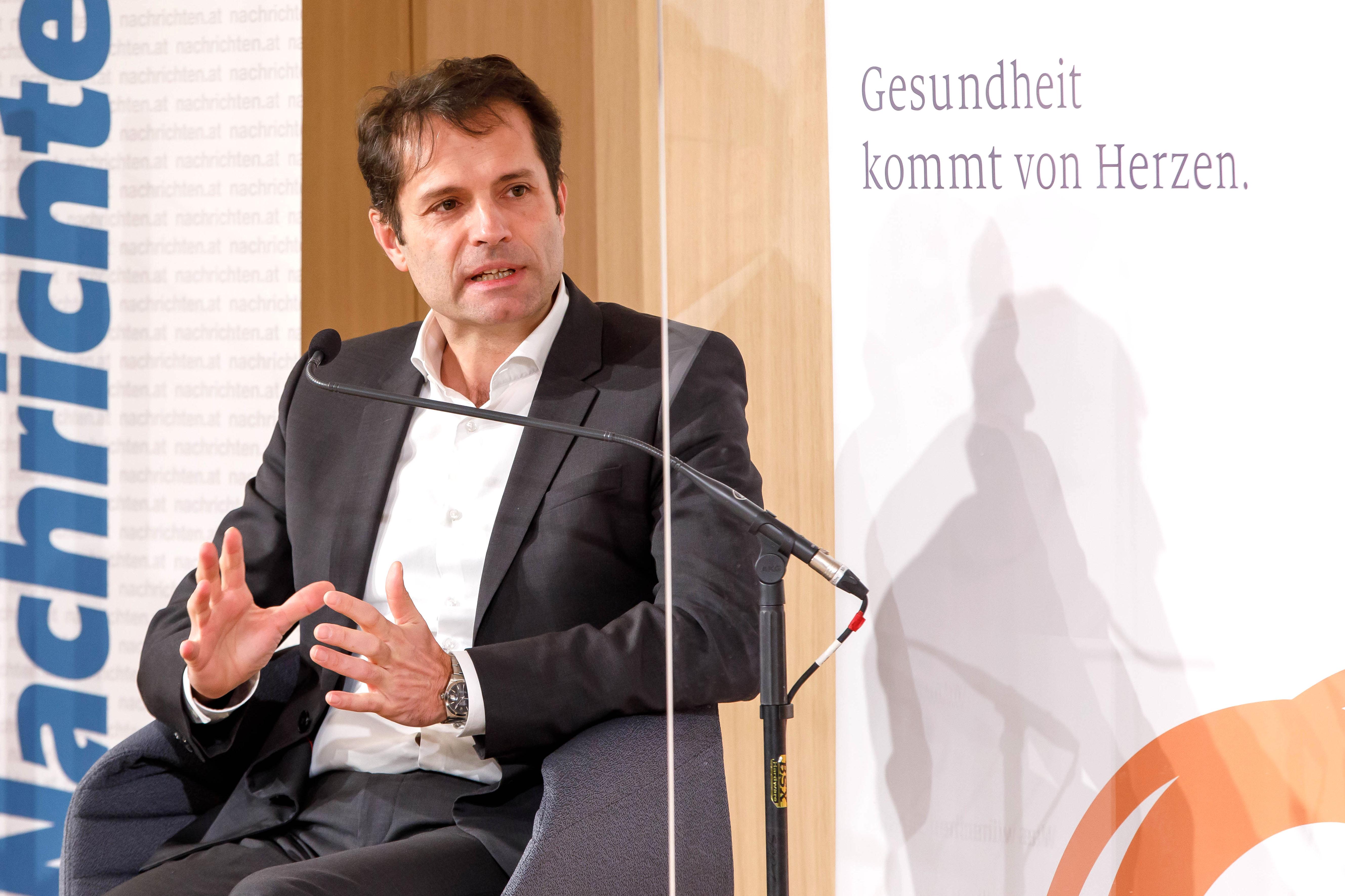 Foto 3: Dr. Michael Heinisch, Geschäftsführer Vinzenz Gruppe